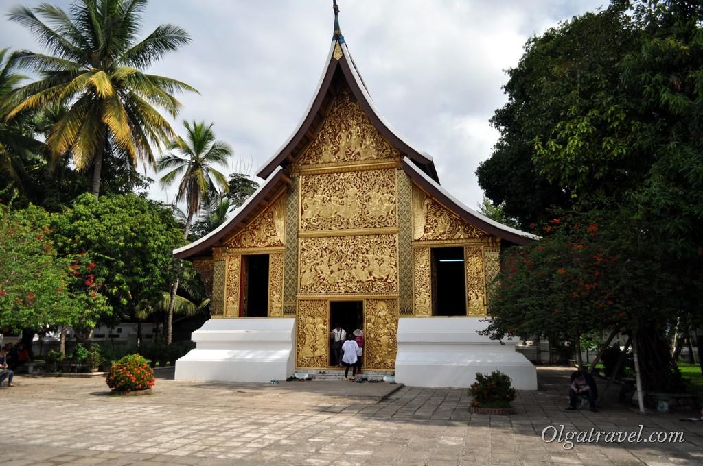 Луанг Прабанг храмы