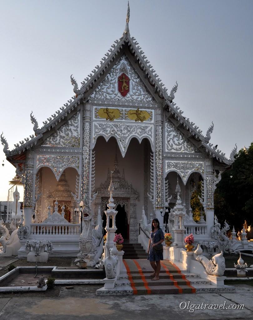 Wat Chiang Rai Лампанг