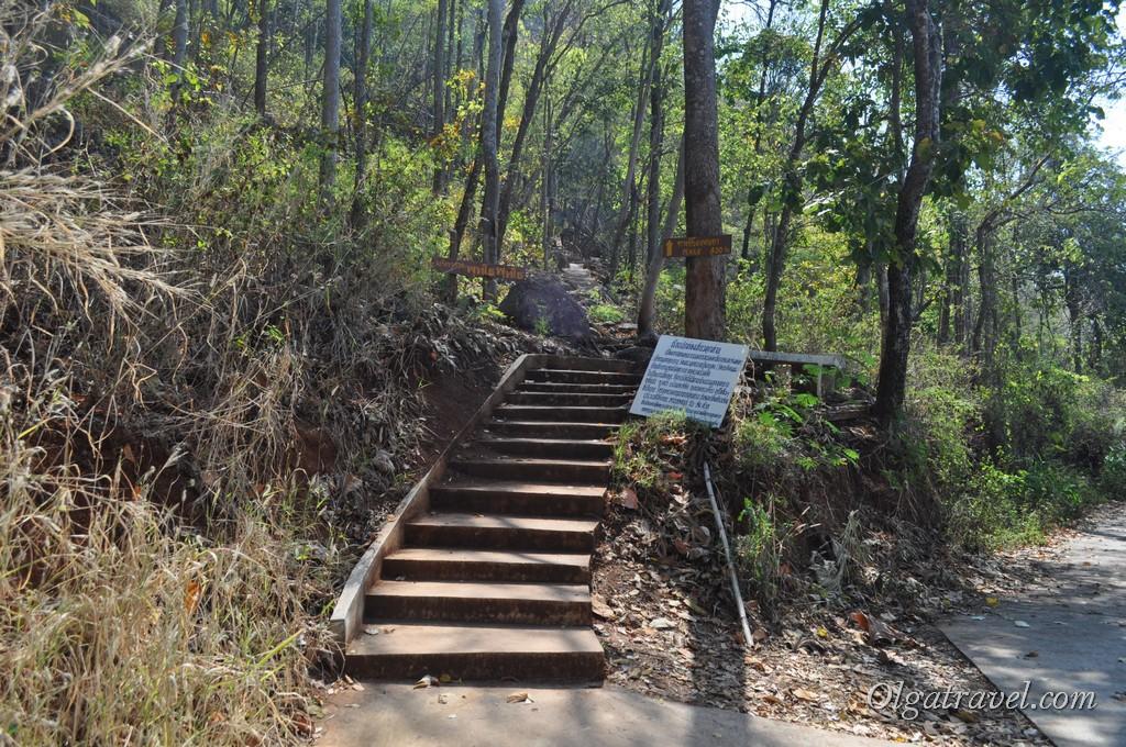 храм на скале Лампанг