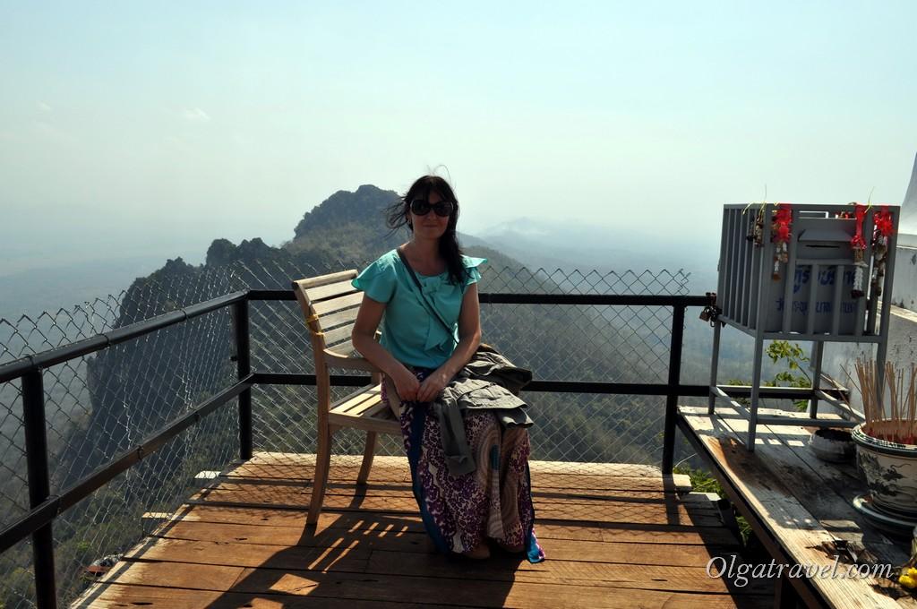 храм на скале Чианг Май