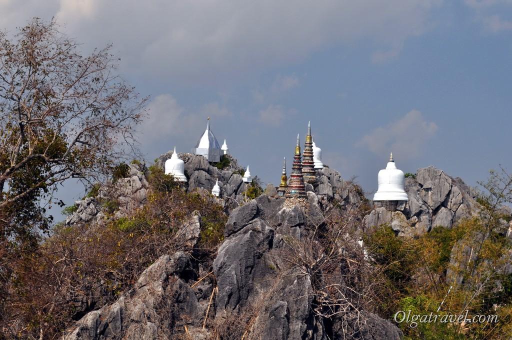 Wat Phrabat Pu Pha Daeng