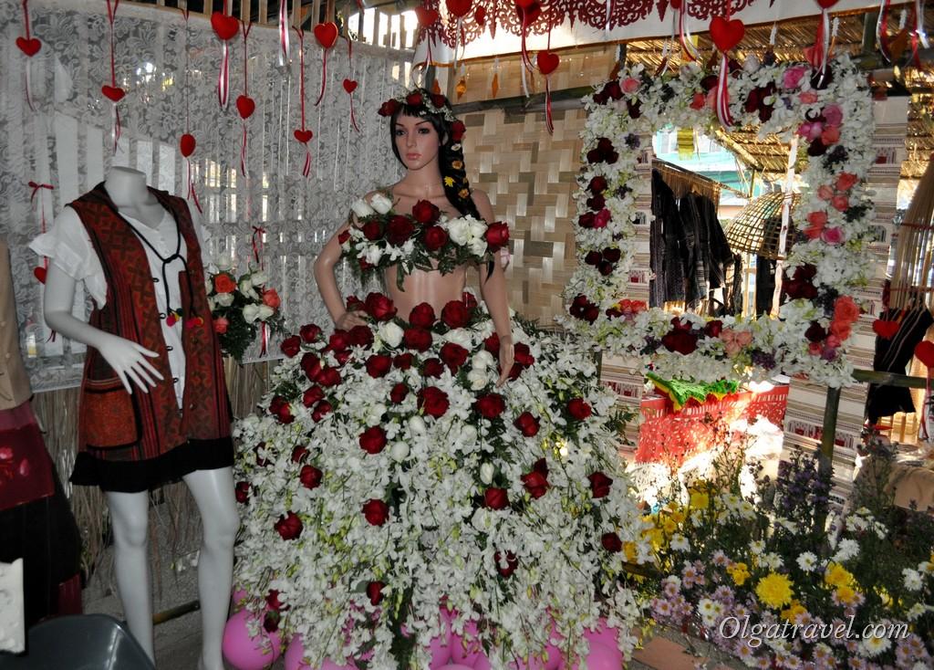 Чианг Май фестиваль цветов