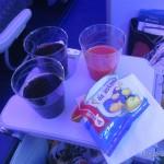 Перелет авиакомпанией АирАстана. Наш отзыв. Транзит через Казахстан