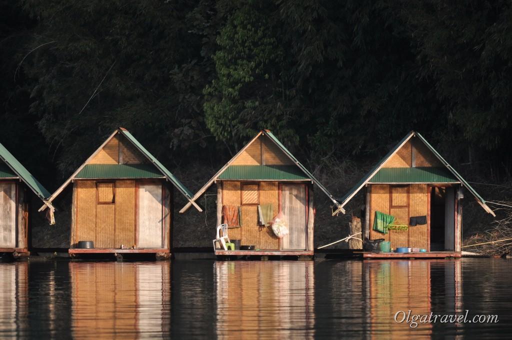 плавучий отель Чео Лан
