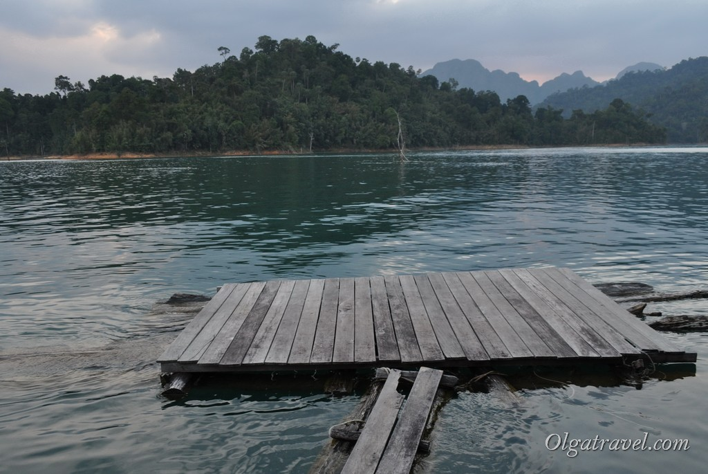 Smiley озеро Чео Лан