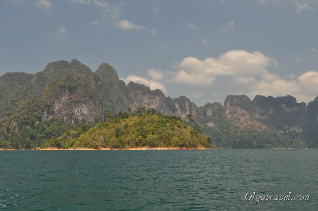 И острова побольше