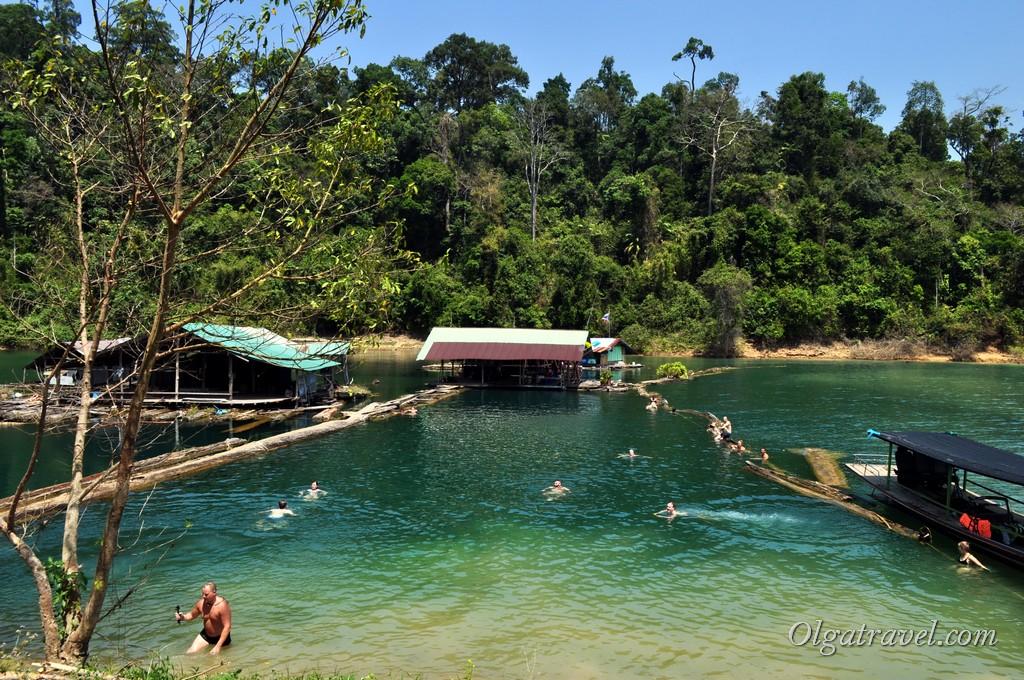 экскурсия на озеро Чео Лан