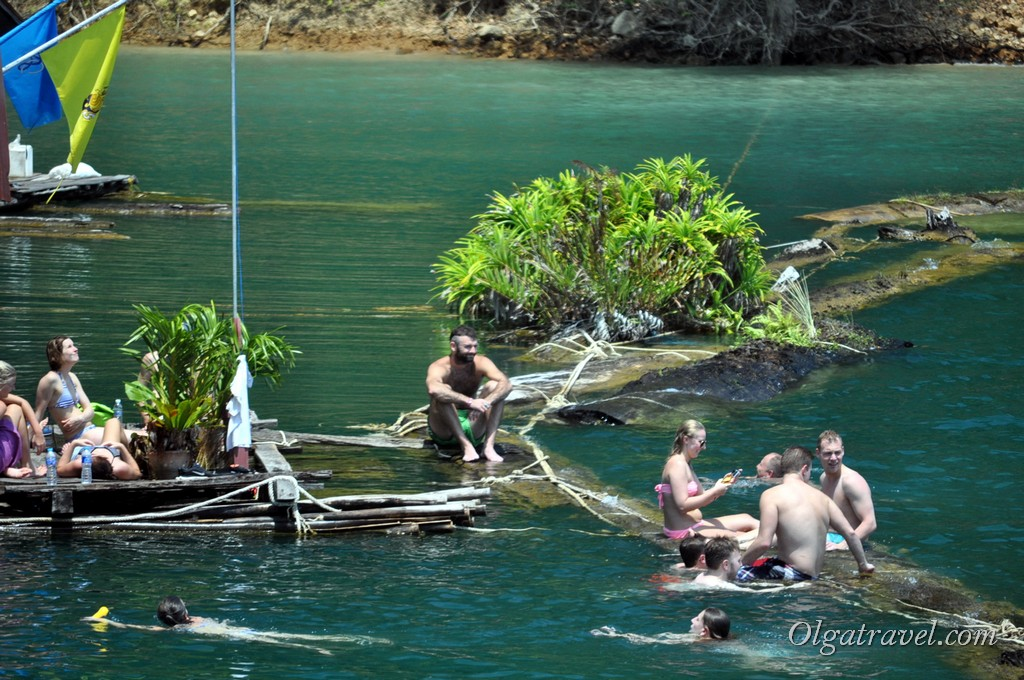 озеро Чео Лан