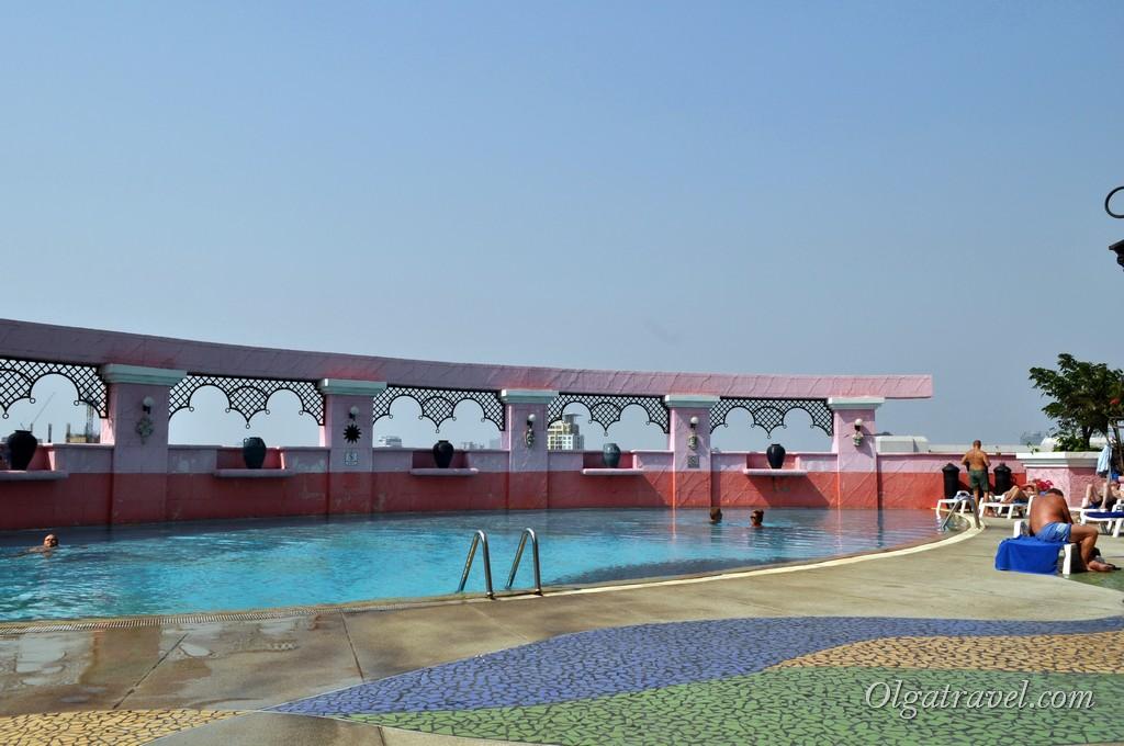 Байок скай бассейн