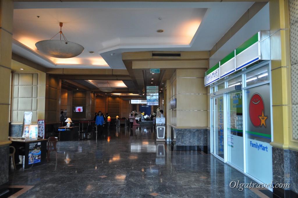 Байок Скай отель