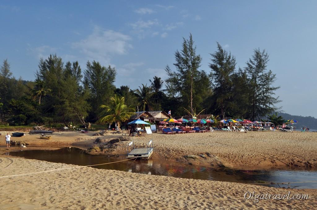 пляжи Као Лака