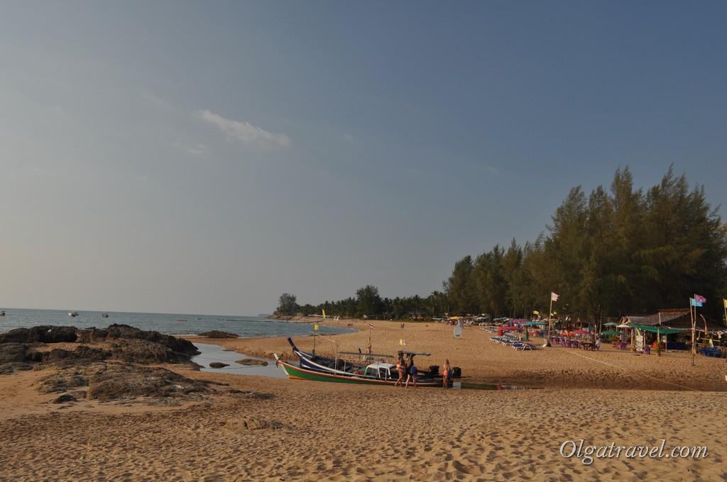 Нанг Тонг пляж
