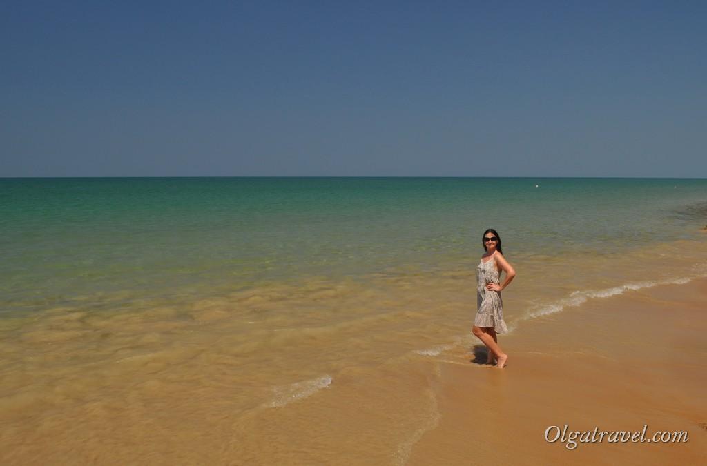 море в Као Лак