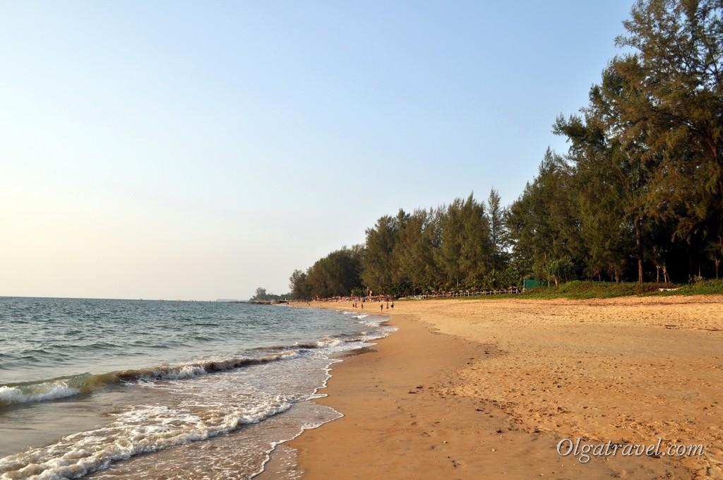 Пляж Као Лак - отличное место для отдыха