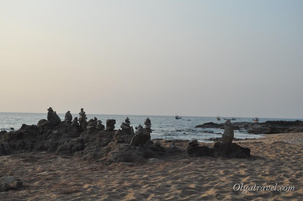 пляжи Као Лак