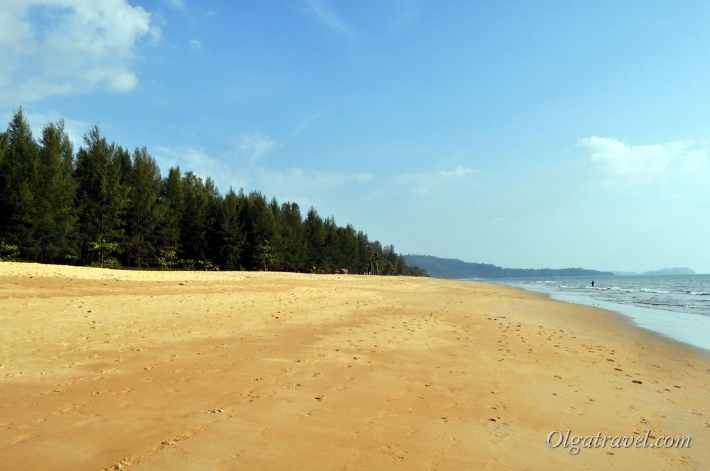 пляж Кхук Кхак Као Лак