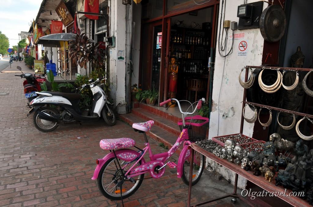 Лаос Луанг Прабанг