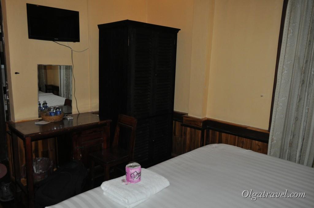 Луанг Прабанг недорогой отель