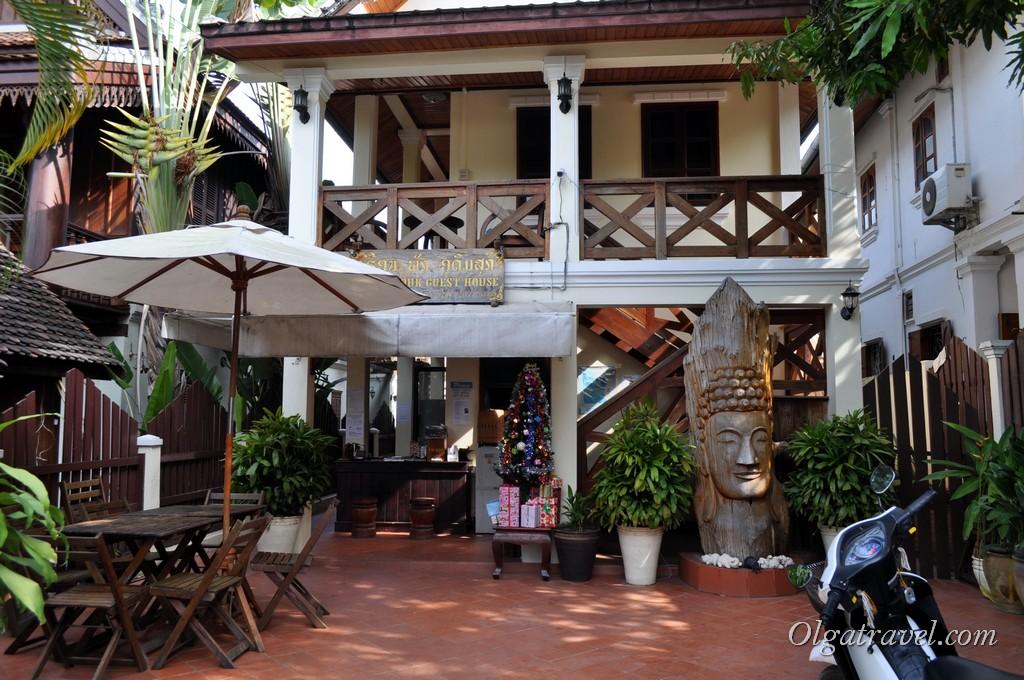 отели Луанг Прабанг