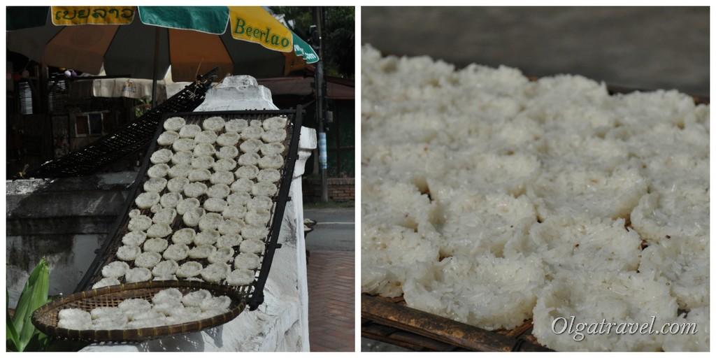 Лаос рис
