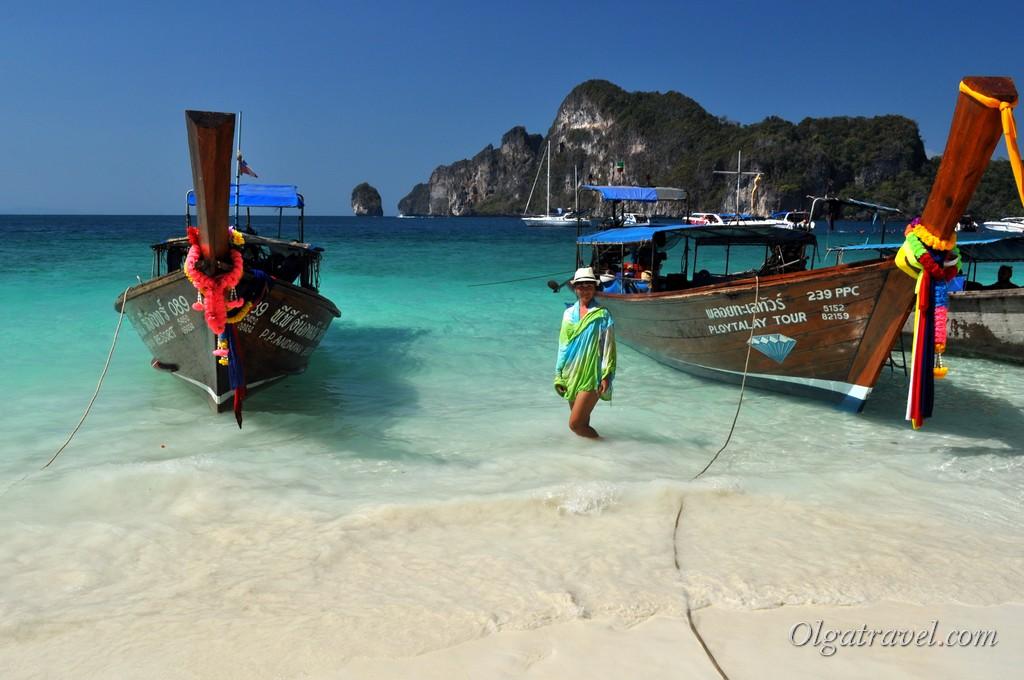 пляжи Пхи Пхи