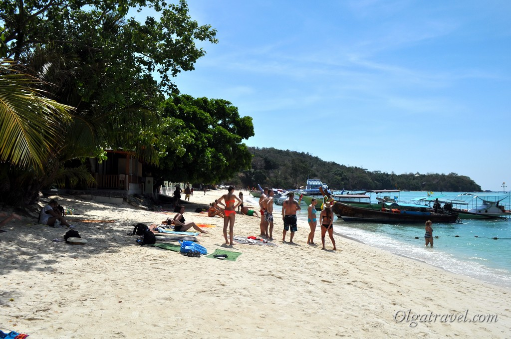 пляж Тонсай