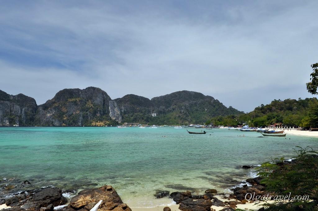 пляж Пхи Пхи Тонсай