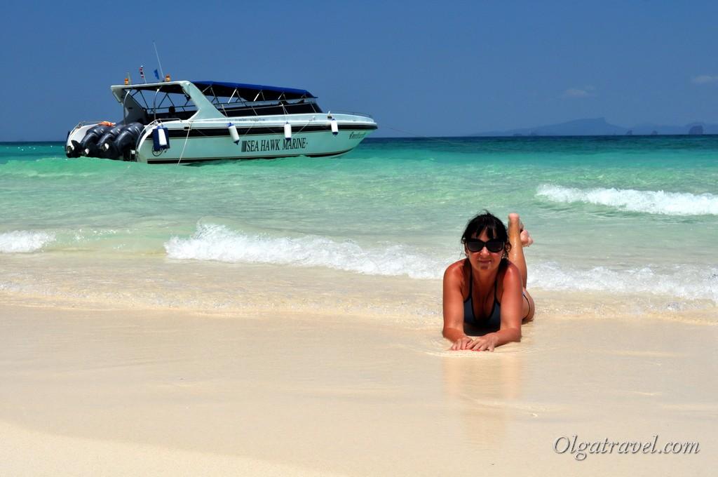 фото Бамбу остров