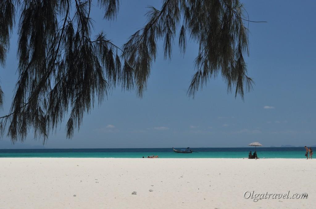 остров Бамбу Пхи Пхи
