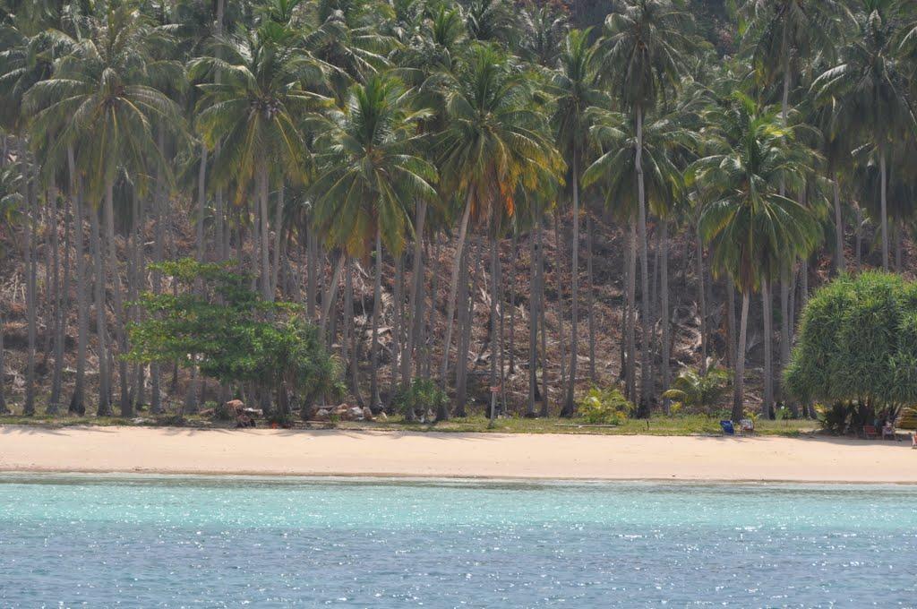 Пляж Loh Moo Dee