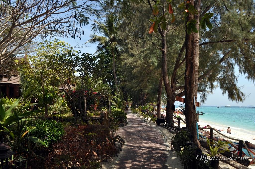 Paradise Pearl Bungalow Пхи Пхи