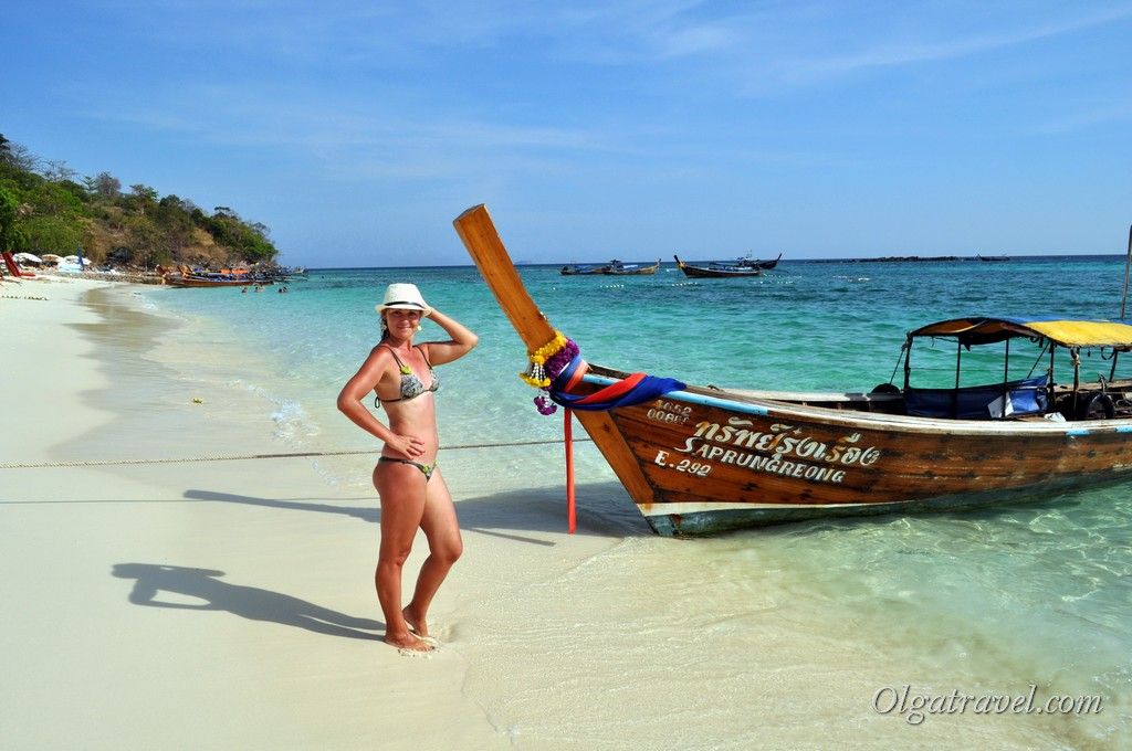 Таиланд Пхи Пхи