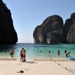 Бухта Майя Бэй на Пхи Пхи, место где снимали фильм «Пляж»: есть ли там сейчас Рай? :)