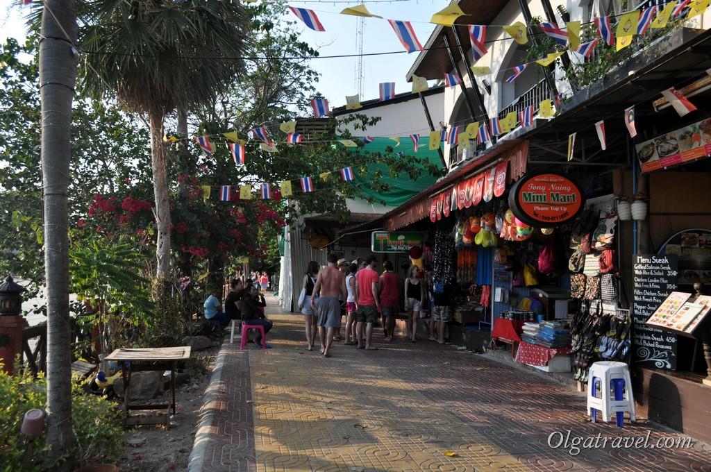 остров Пхи Пхи Тайланд