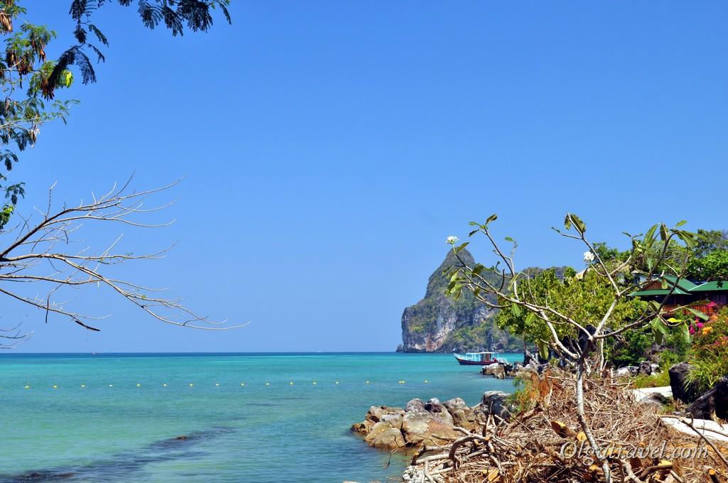 остров Пхи пхи Таиланд