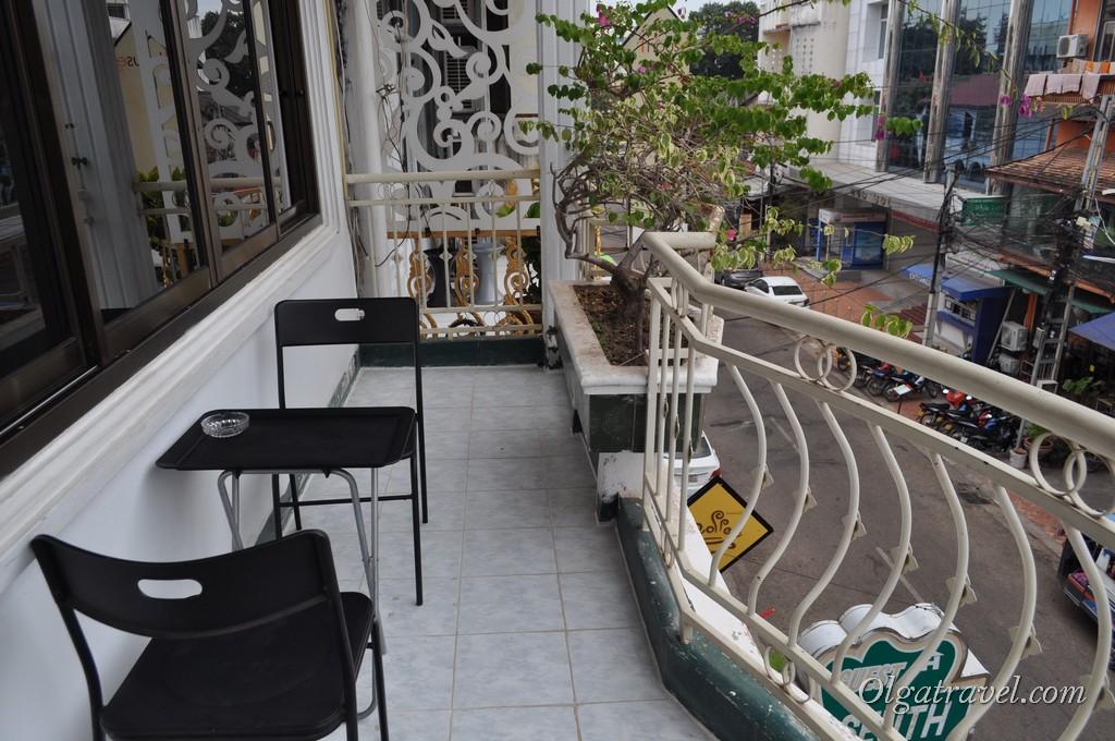 отели Вьентьян отзыв