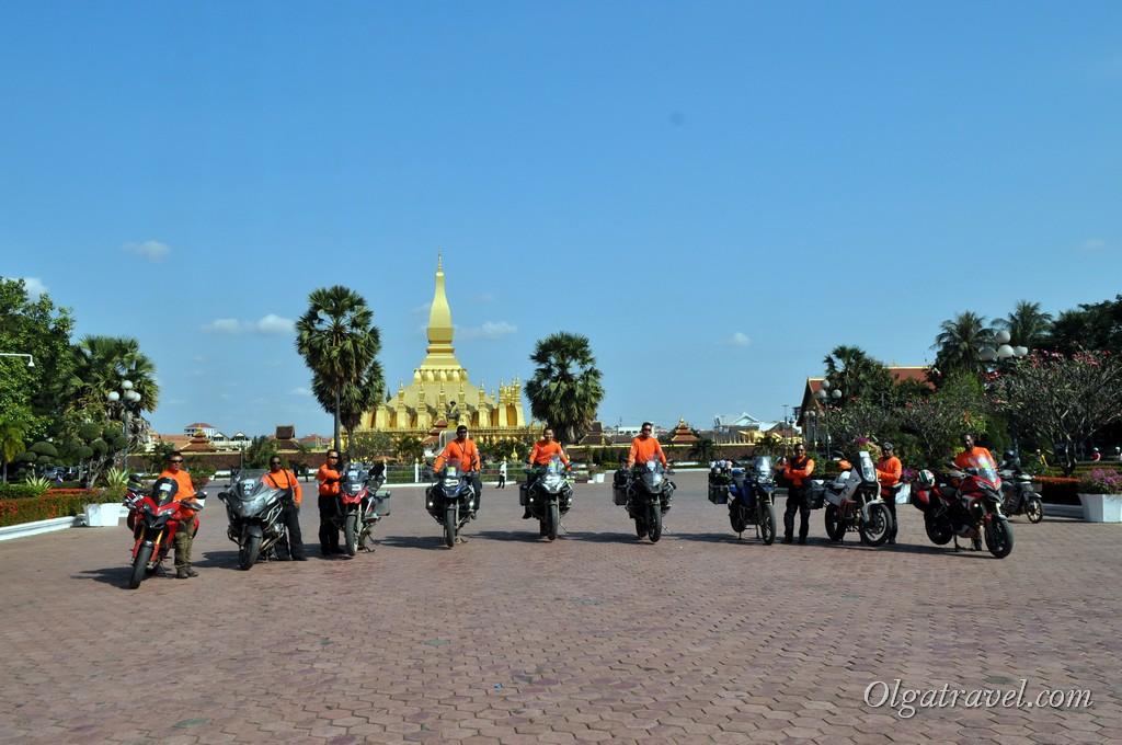 Вьентьян Лаос