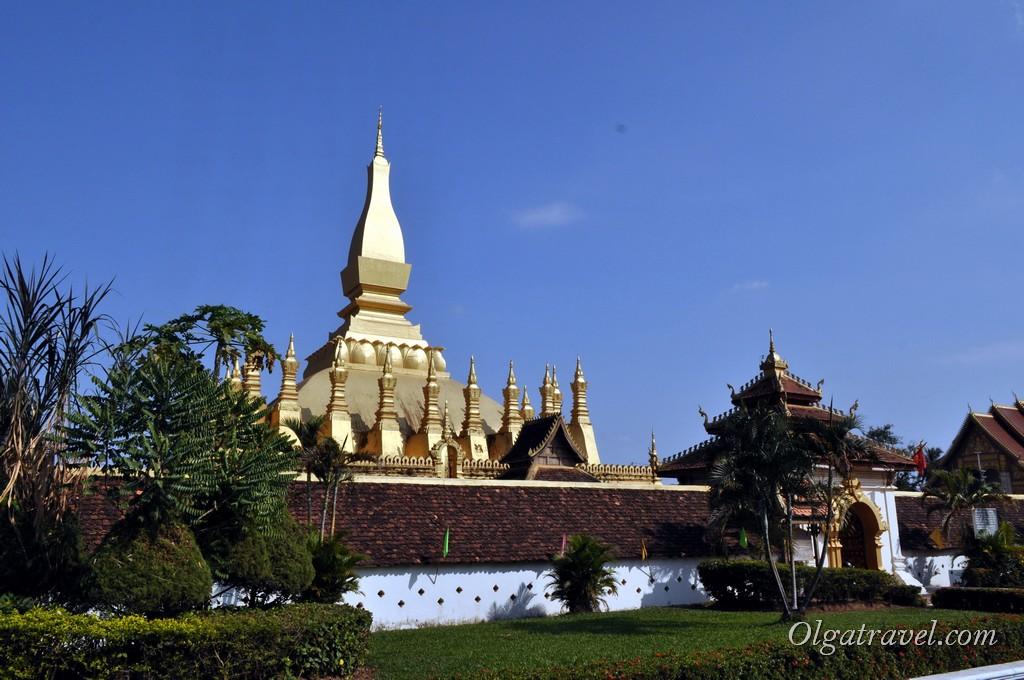 Пха Тхат Луанг Вьентьян