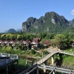Ванг Вьенг – раскрученная деревня в Лаосе: чем заняться, что посмотреть, как добраться и другая полезная информация. Наш отзыв