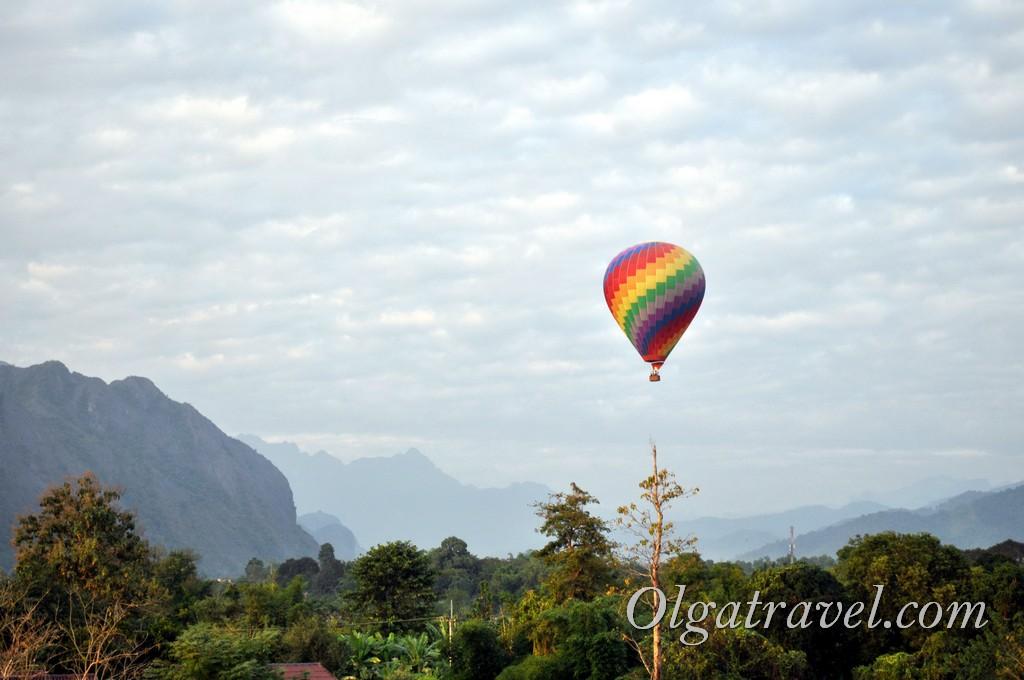 воздушный шар Ванг Вьенг