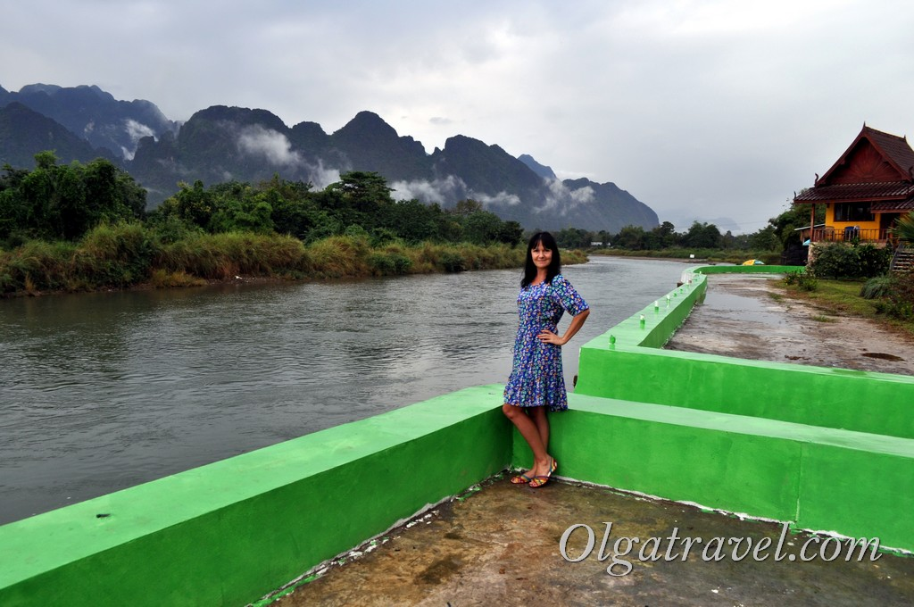 Ванг Вьенг Лаос