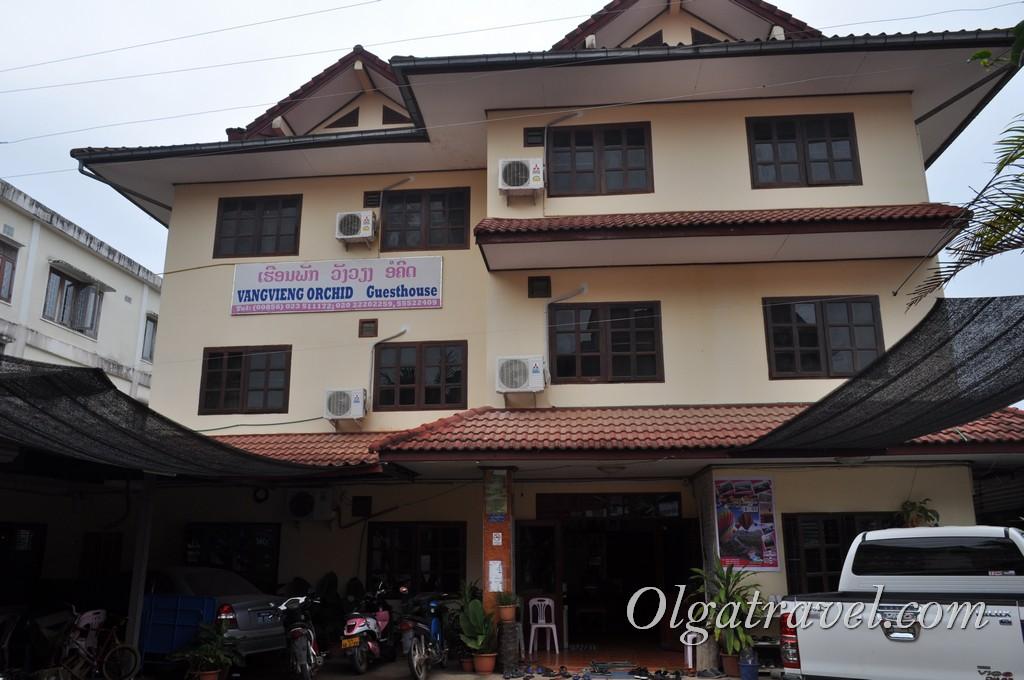 отели Ванг Вьенг