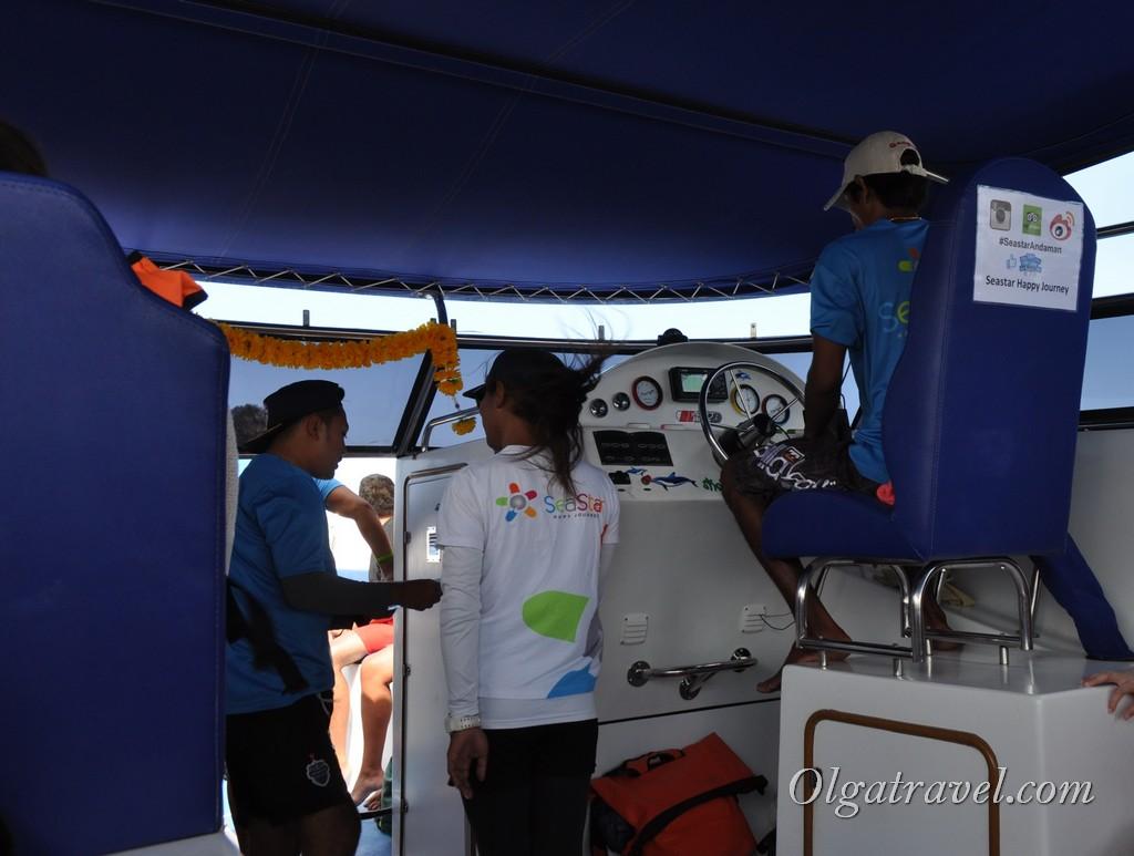 Симиланские острова как добраться