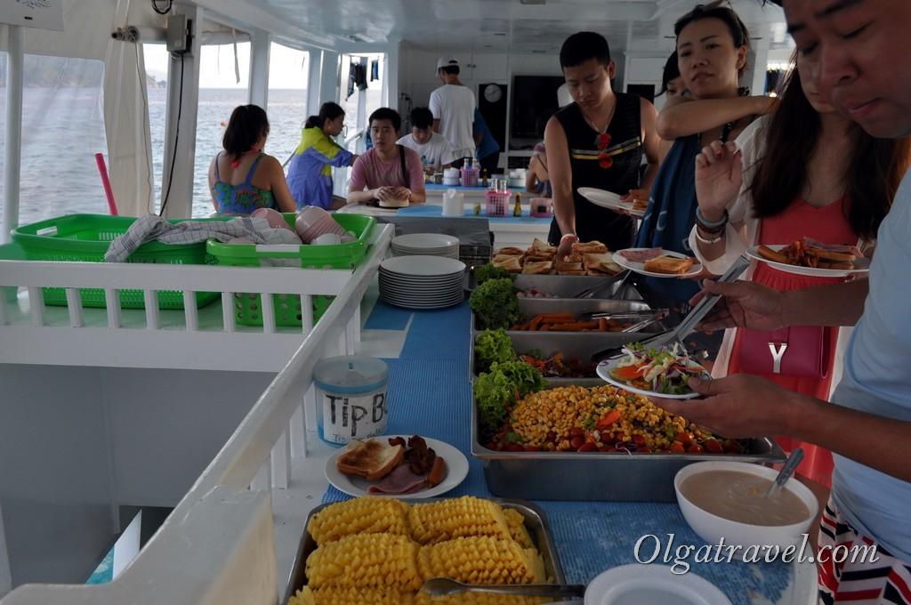 еда Таиланд