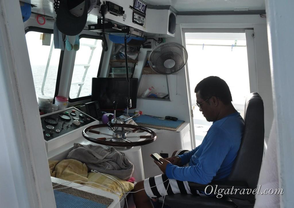 экскурсия на Симиланские острова отзывы
