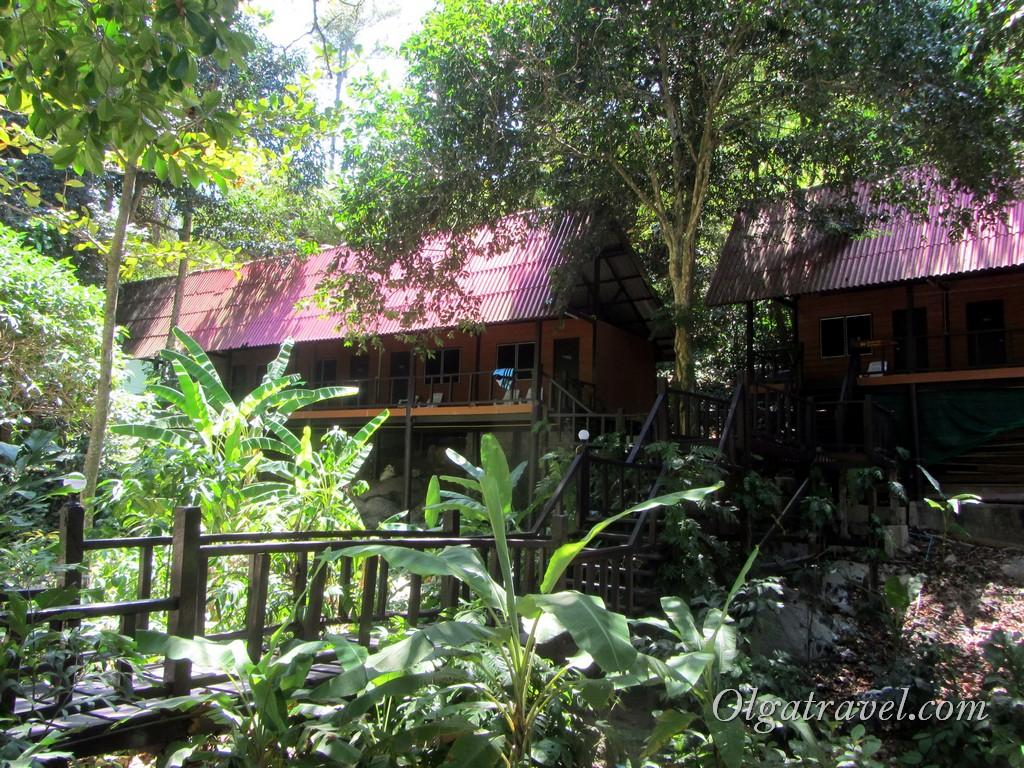Симиланские острова отели