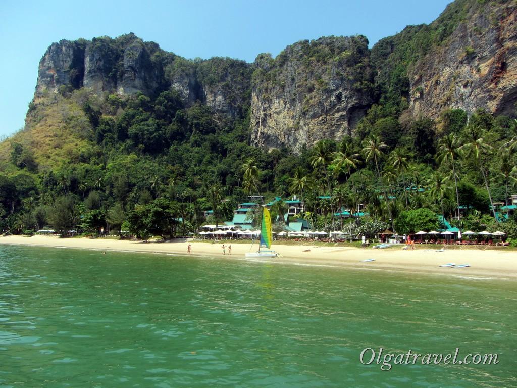 пляж Паи Плонг