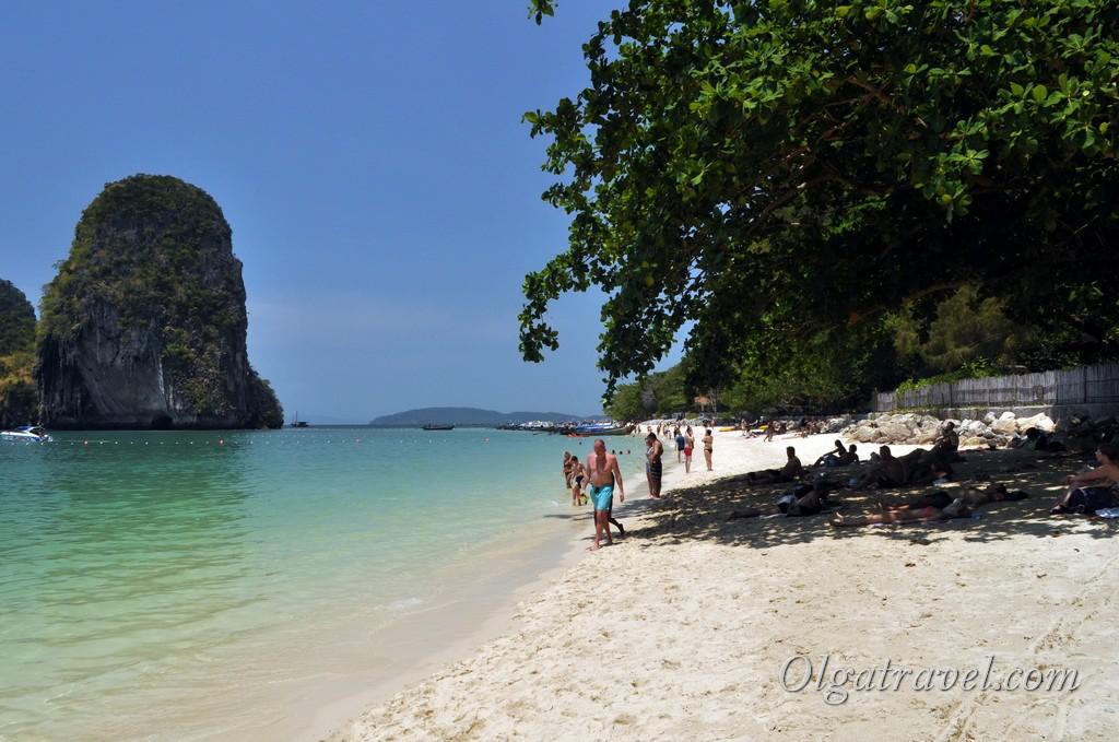 Пляж Пранган
