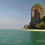 Пляж Прананг – лучший пляж в Краби. Отзыв. Плюсы и минусы