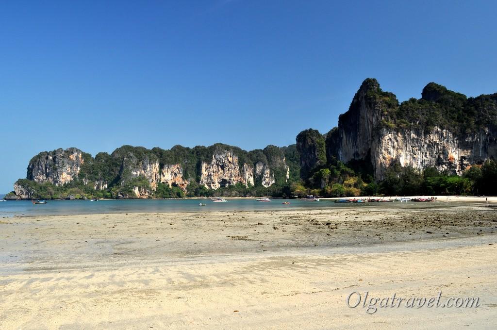 Рейли бич Таиланд